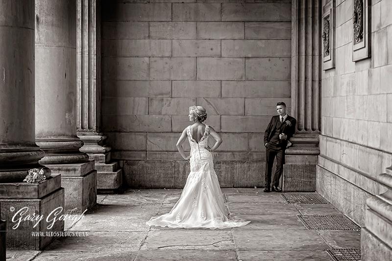 5 West Studios Wedding Photography: Leeds Town Hall Wedding Photography + Oulton Hall