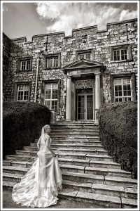 Hazlewood Castle Wedding Photography27