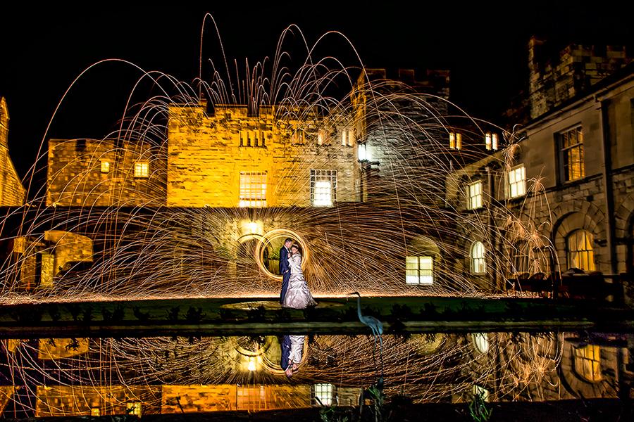 Hazlewood Castle Wedding Pictures - 126