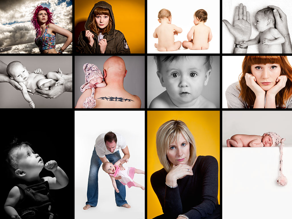 Portrait Photographers in Huddersfield and Halifax