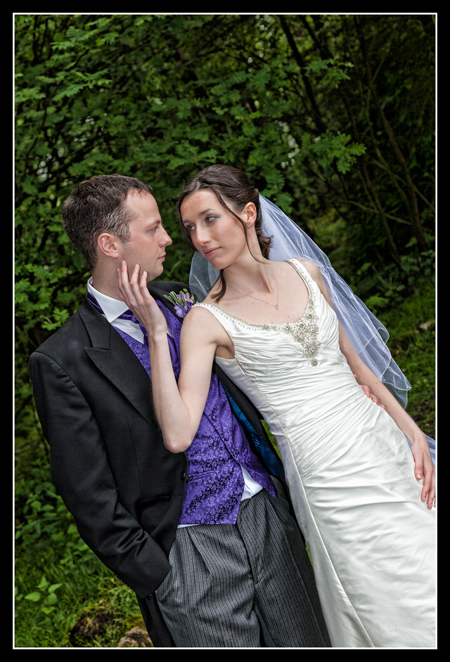 Chevin Country Park Wedding Photos