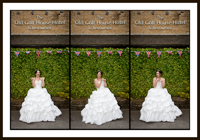 Weddings at Old Golf House Hotel