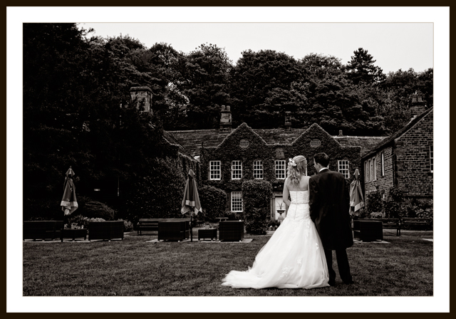 Wedding Photography at Whitley Hall