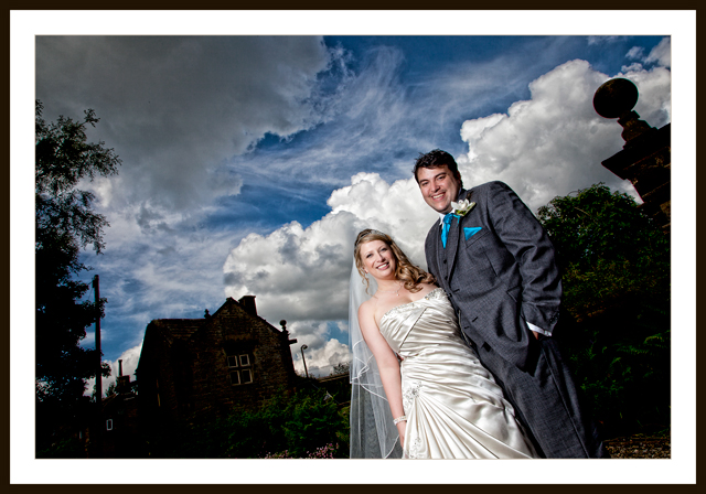 Holdsworth House Wedding Photography