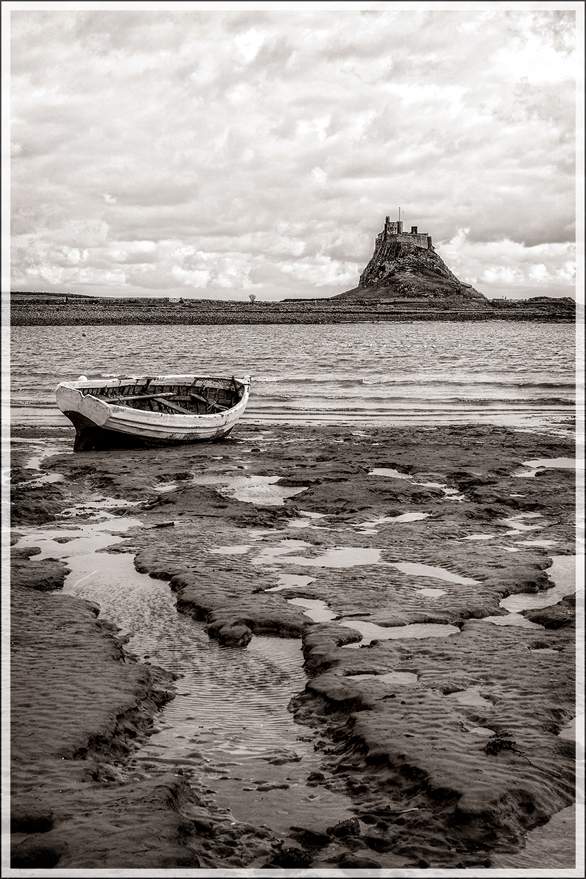 Photograph of the week - Holy Island