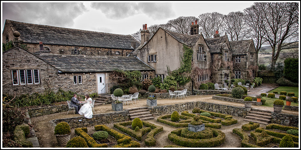 Holdsworth House Wedding Picture