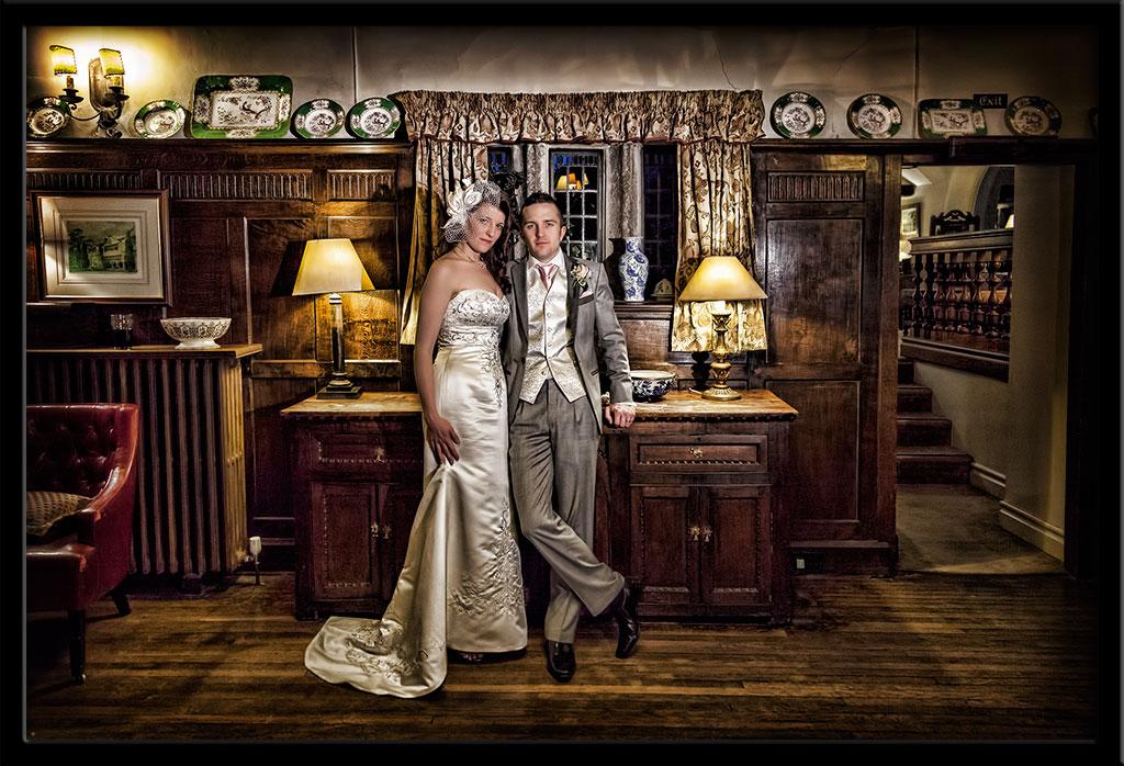 Mr & Mrs Berry