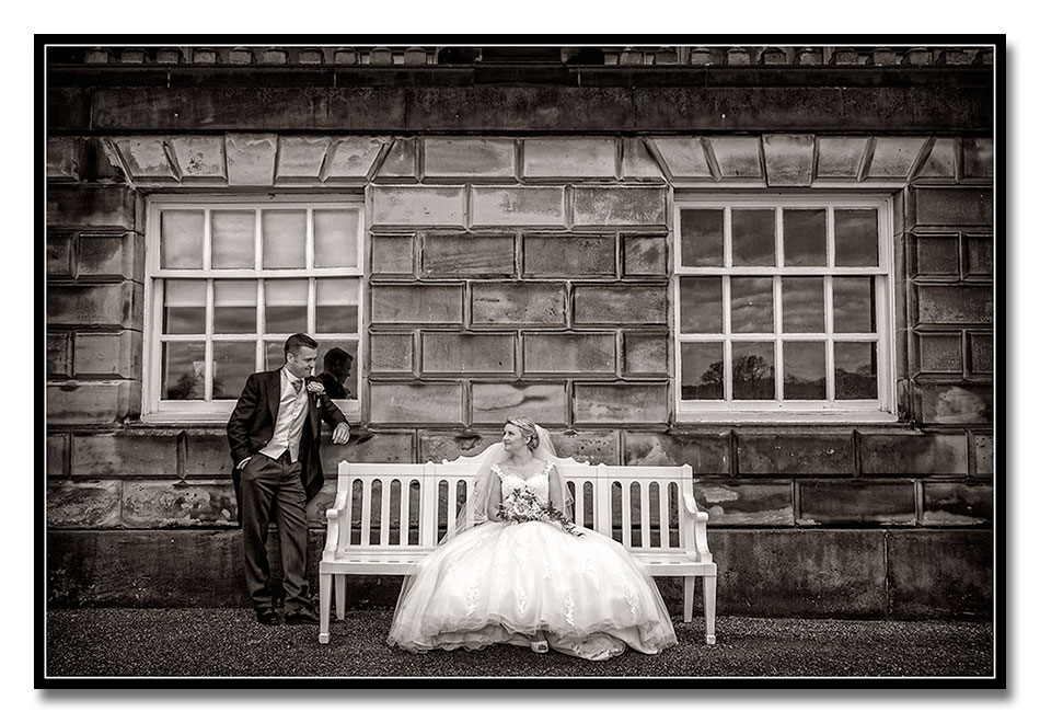 Wedding Photography at Nostell Priory