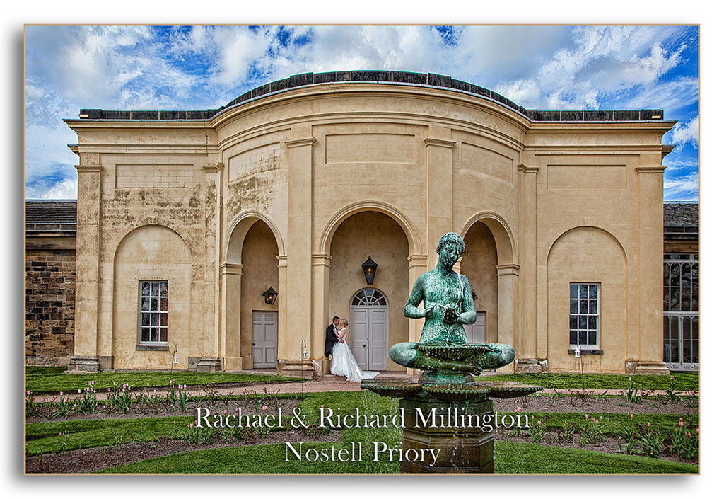 Nostell Priory Wedding Photos