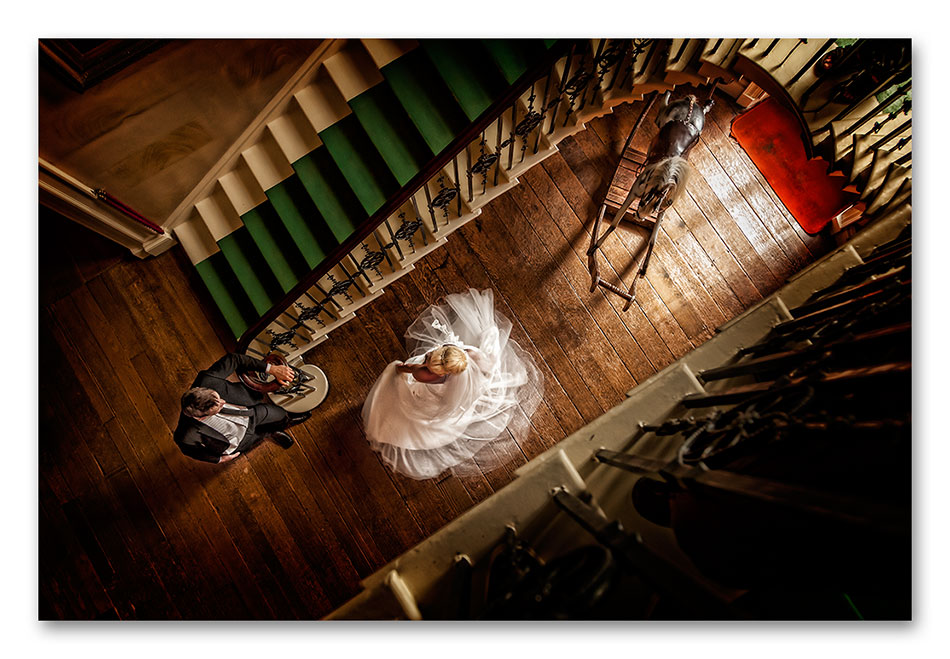 Ripley Castle Wedding Photos