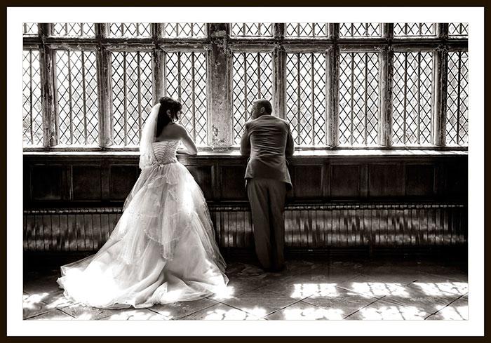 Oakwell Hall Wedding Photography - 002