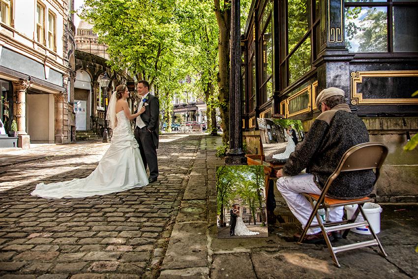 The Old Swan Hotel Weddings