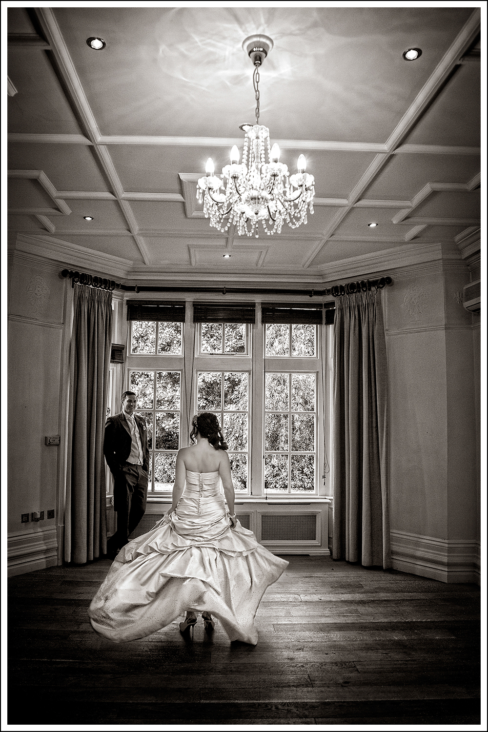 Woodlands Hotel Leeds Wedding Photography