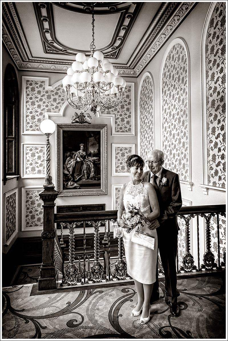 Huddersfield Town Hall Wedding Photography