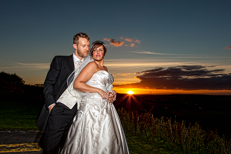 Pennine Manor Wedding Photography