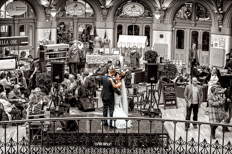 Park Plaza Hotel Leeds Weddings