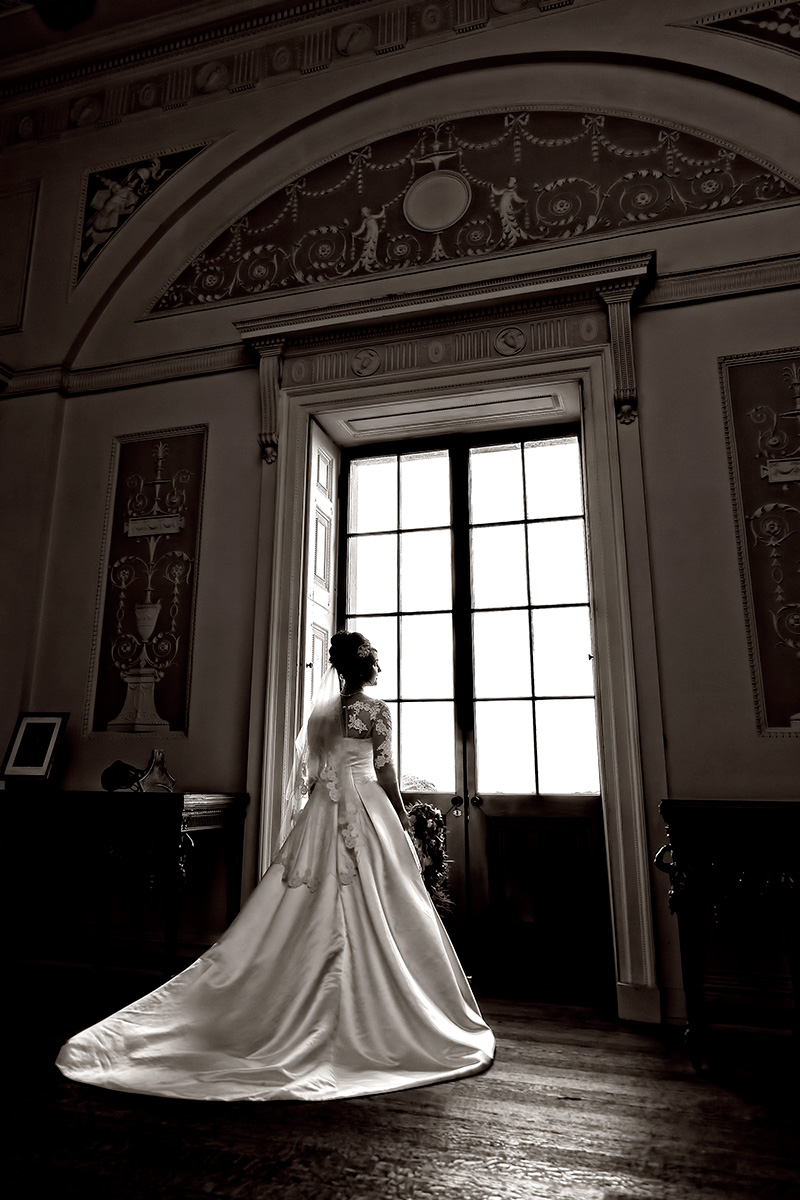 Nostell Priory Wedding Photographs