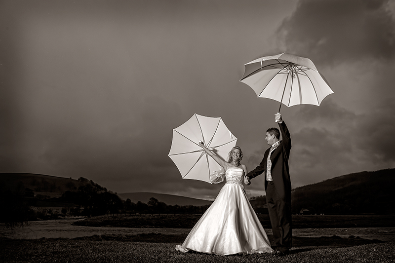 Devonshire Fell Hotel Wedding Photography - 019