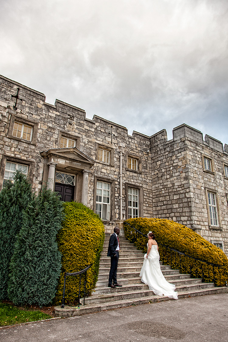 Wedding Photos at Hazlewood Castle