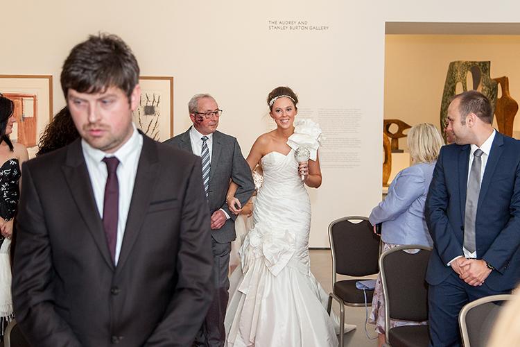 The Hepworth Wakefield, Weddings - 003
