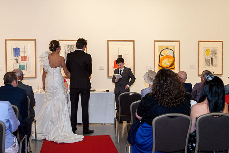 The Hepworth Wakefield, Weddings - 004