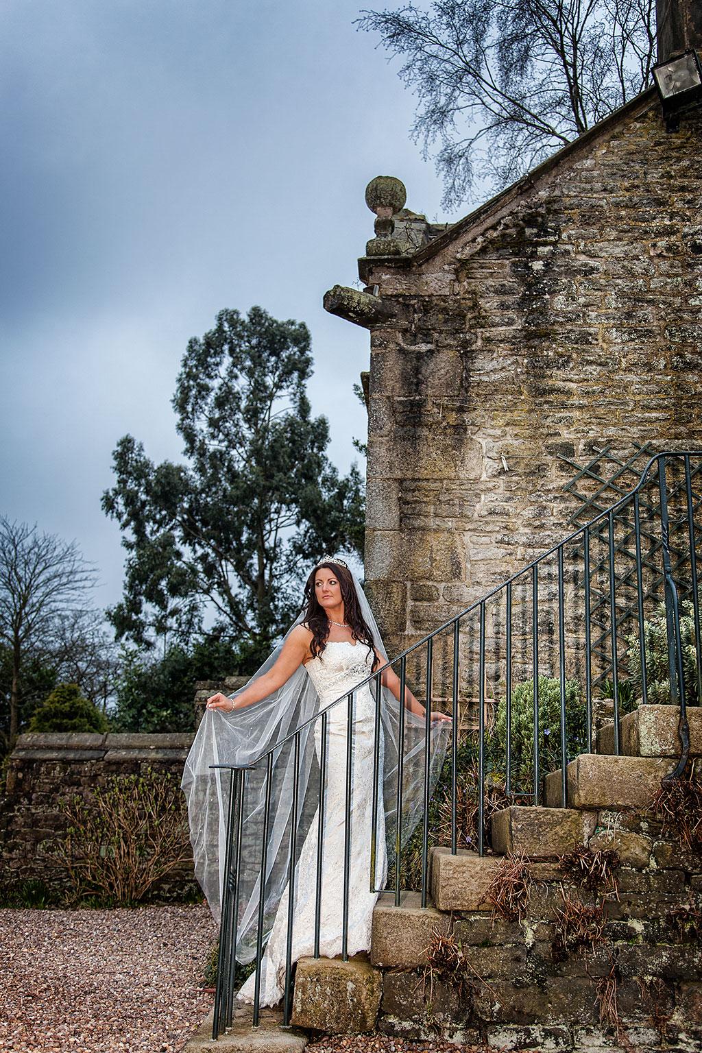 Holdsworth House Wedding Photography - Weddings - 025