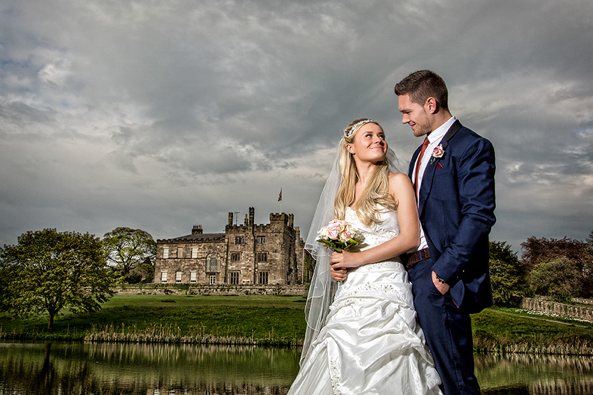 Ripley Castle Wedding