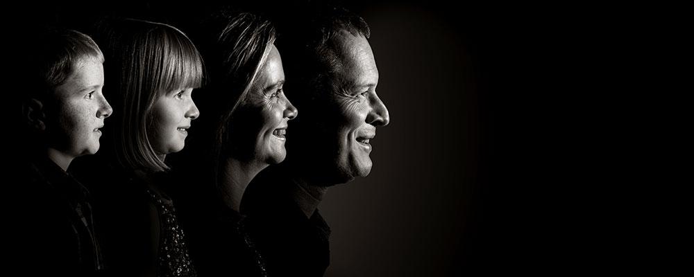 Portrait Photographers Huddersfield - Family - 001