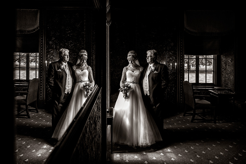 Hazlewood Castle Wedding Pictures - 001