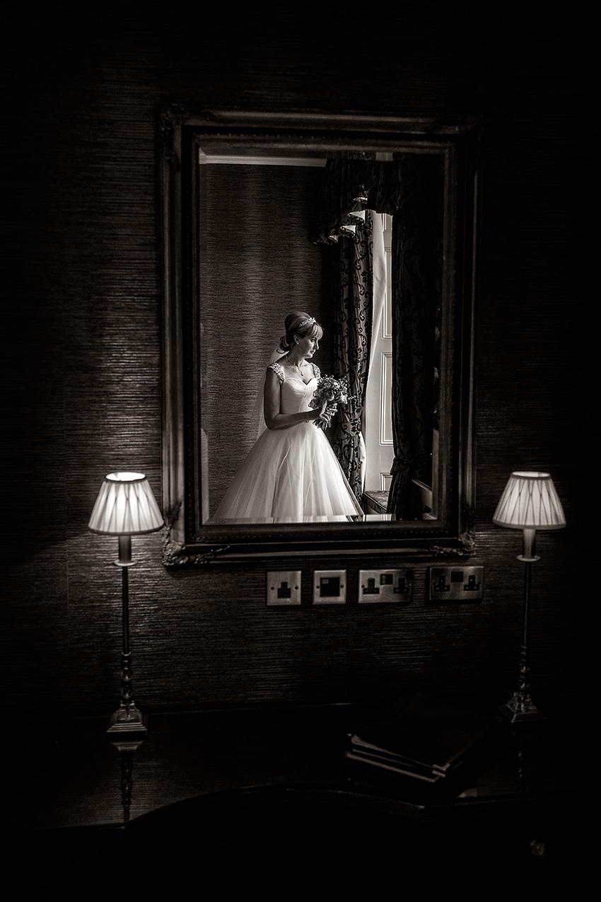 Hazlewood Castle Wedding Pictures - 012