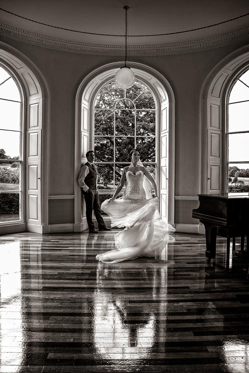 Woolley Hall Wedding Photography, Woolley Hall Weddings - 003