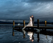 Langdale Chase Hotel Wedding Photography