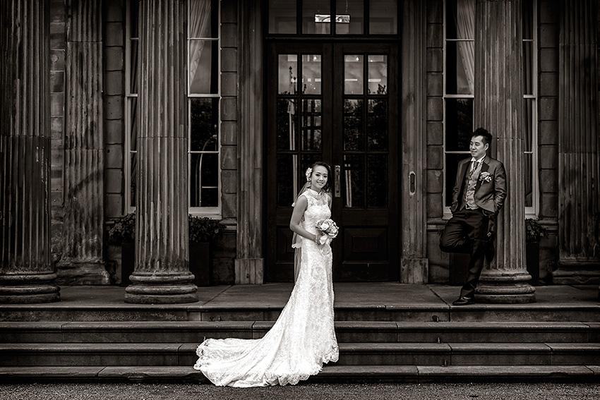Oulton Hall Leeds Wedding Photography - Oulton Hall Weddings - 001