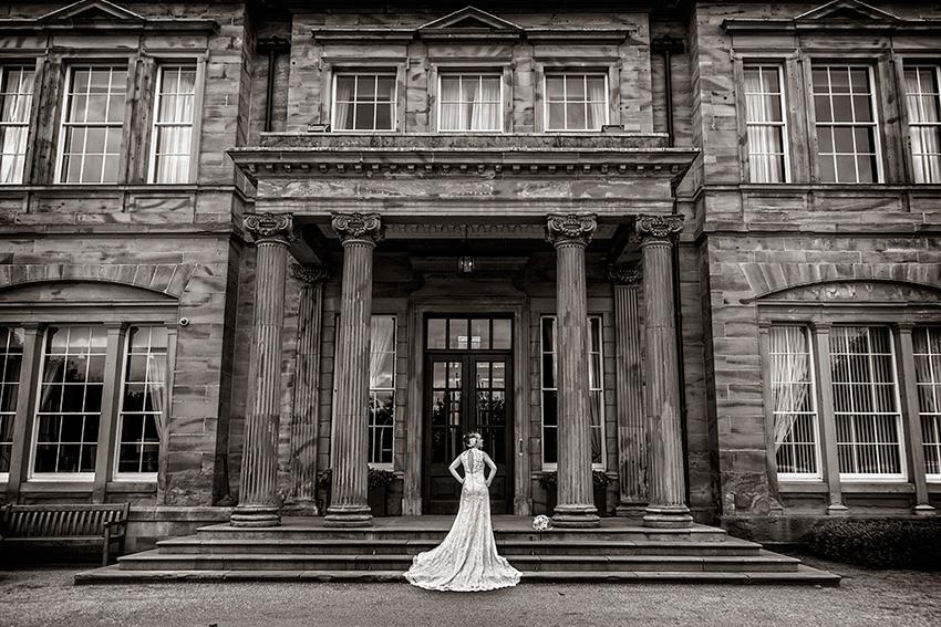 Oulton Hall Leeds Wedding Photography - Oulton Hall Weddings - 002
