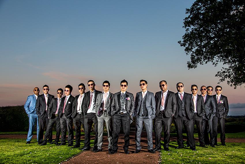Oulton Hall Leeds Wedding Photography - Oulton Hall Weddings - 004