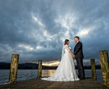 Langdale Chase Windermere Wedding Photography