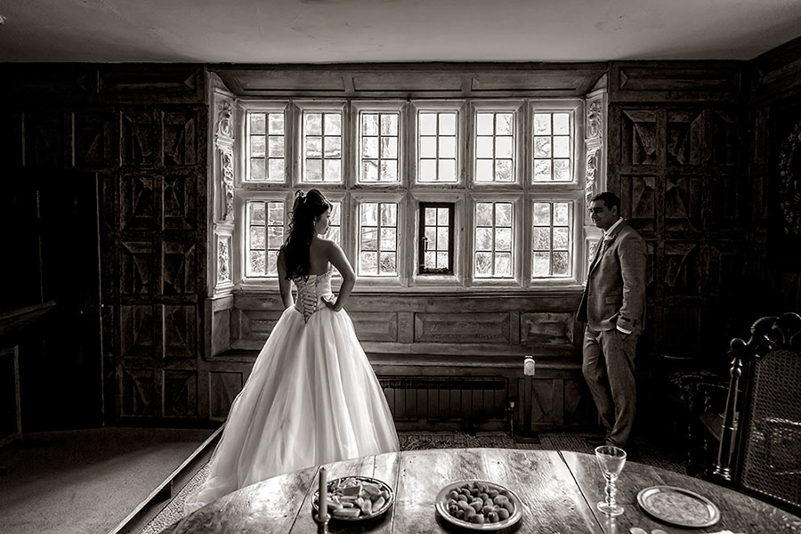 Oakwell Hall Weddings - 015