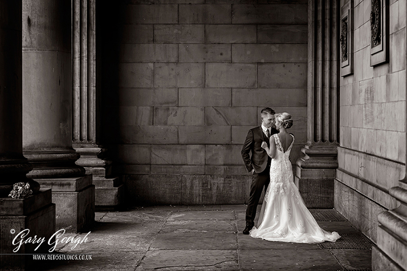 Town Hall wedding photography Leeds