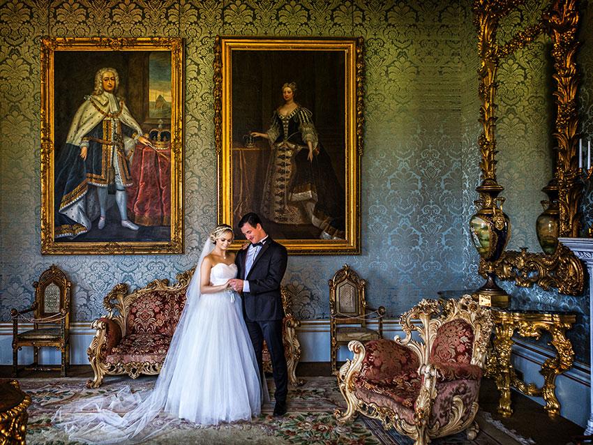 Allerton Castle Wedding Photography - 0026