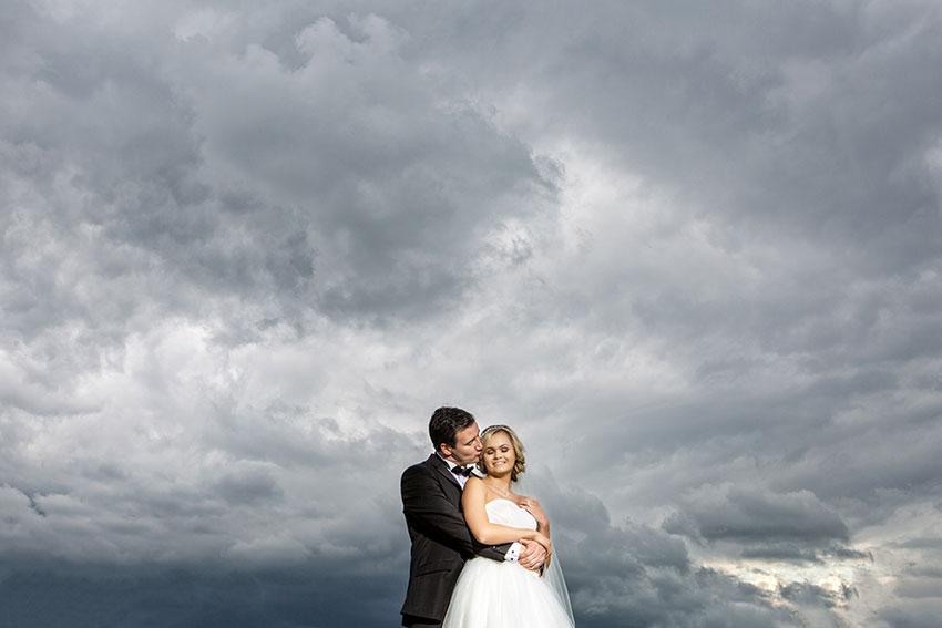 Allerton Castle Wedding Photography - 0034