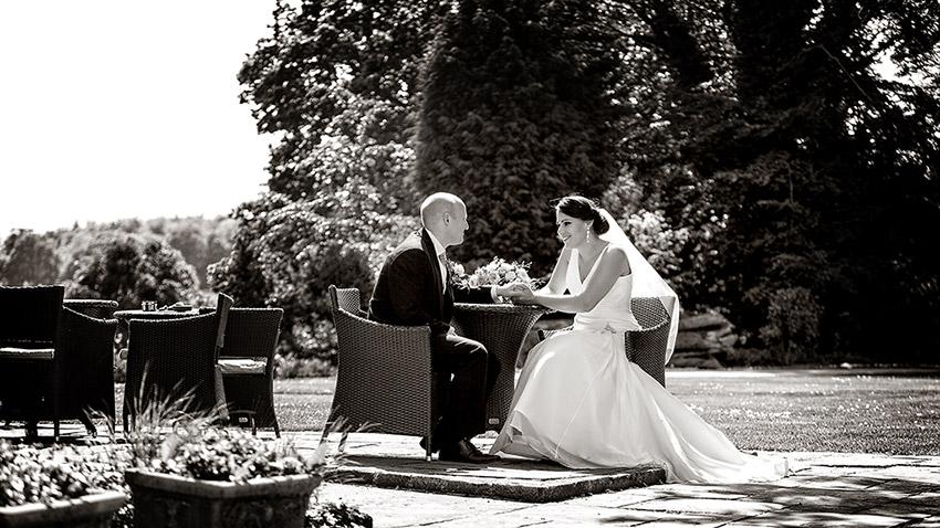Hazlewood Castle Weddings - Wedding Photography - 0001