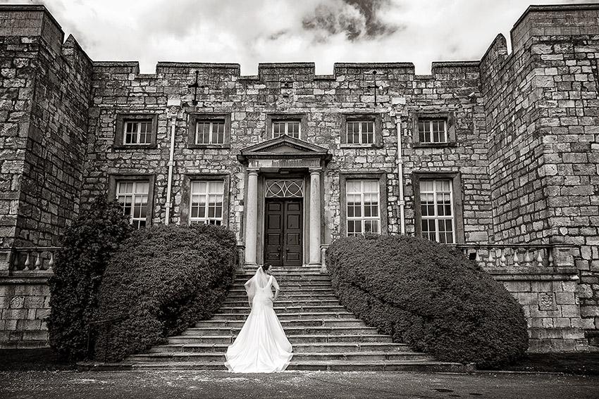 Hazlewood Castle Weddings - Wedding Photography - 0003