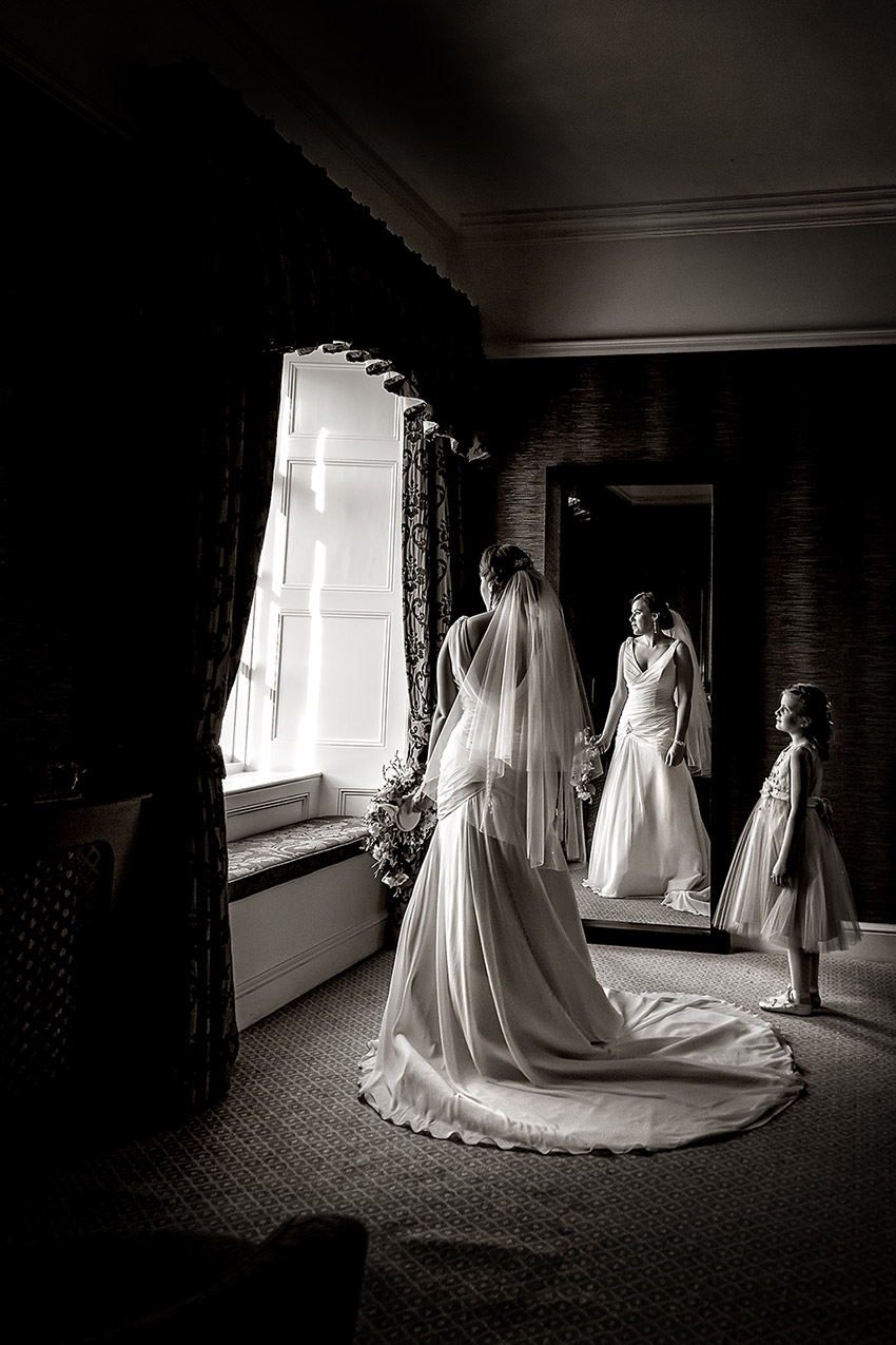 Hazlewood Castle Weddings - Wedding Photography - 0004