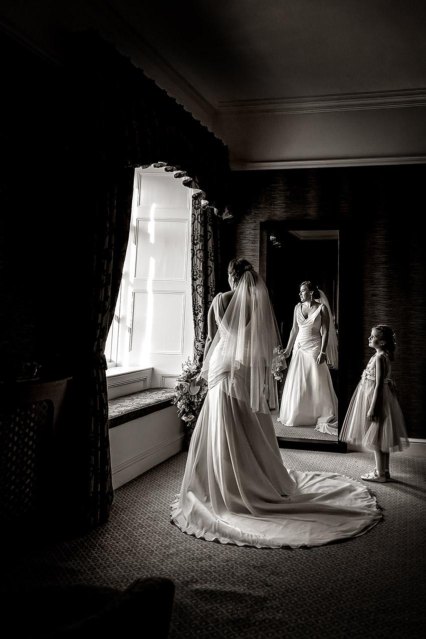 Hazlewood Castle Weddings - Wedding Photography - 0004