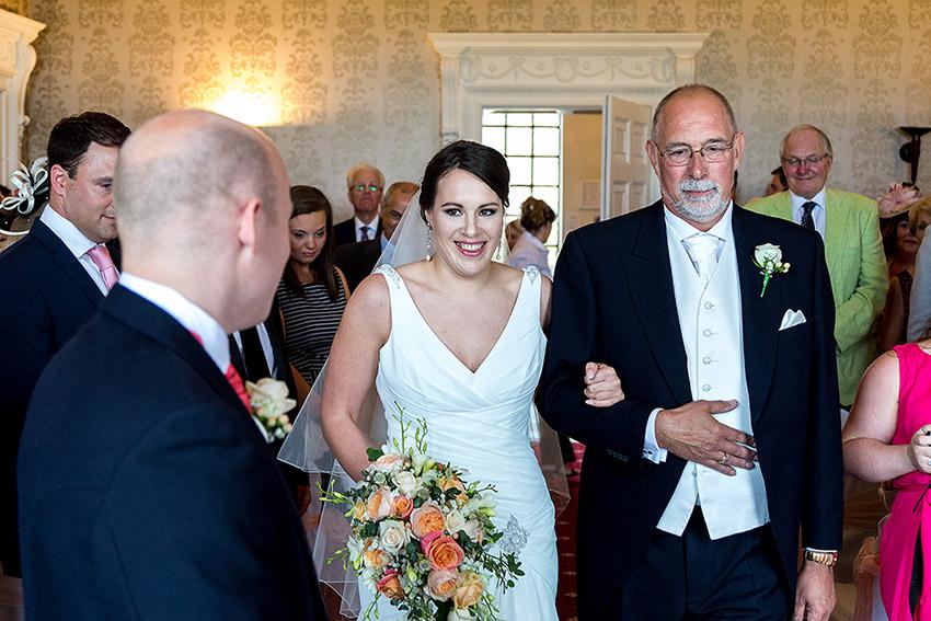 Hazlewood Castle Weddings - Wedding Photography - 0010