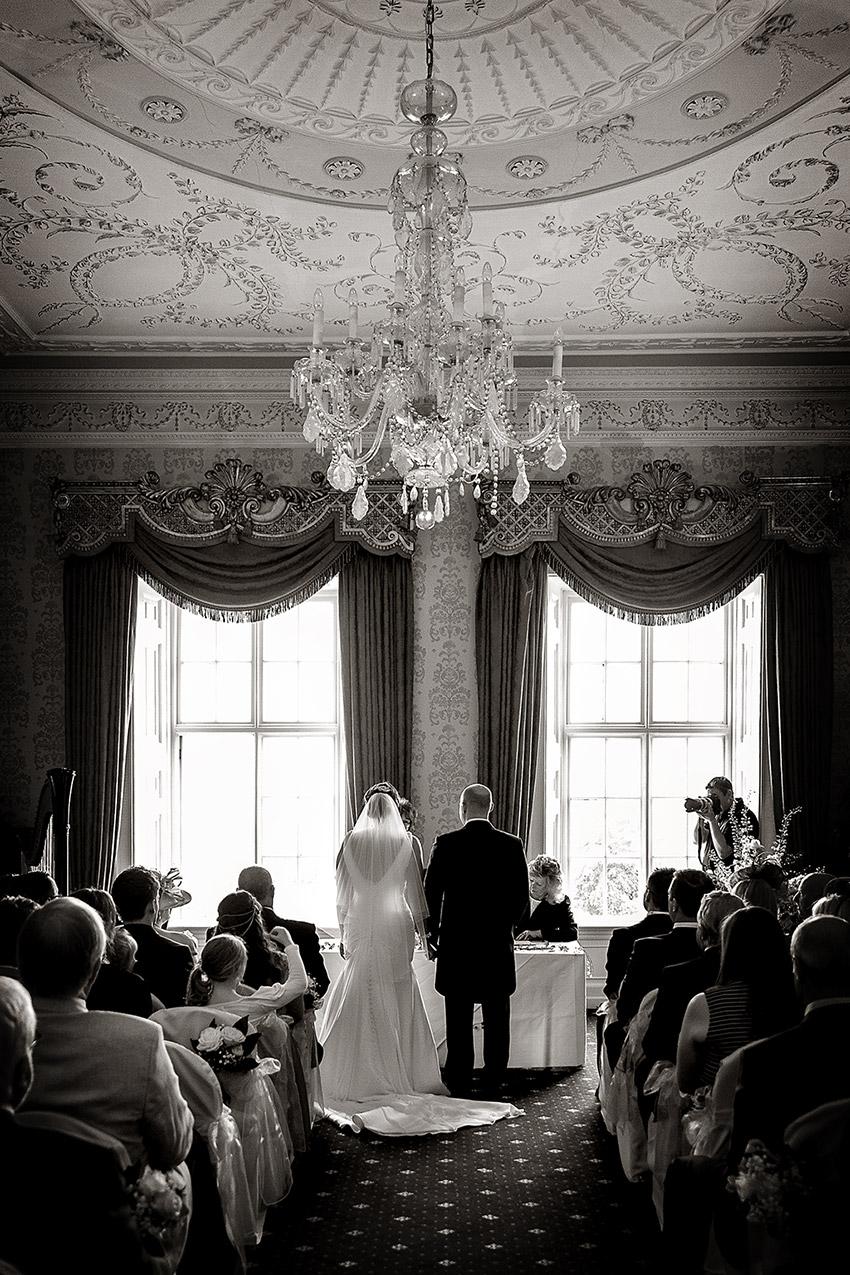 Hazlewood Castle Weddings - Wedding Photography - 0011