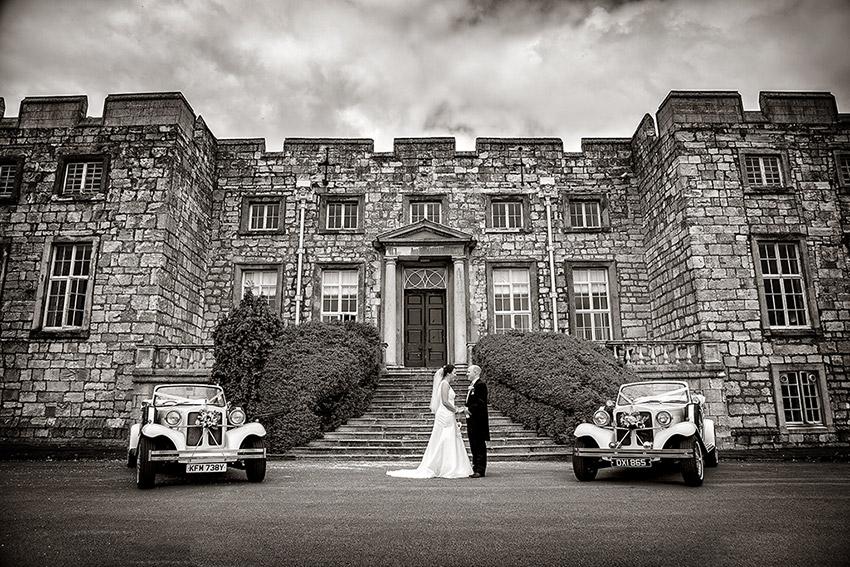 Hazlewood Castle Weddings - Wedding Photography - 0015