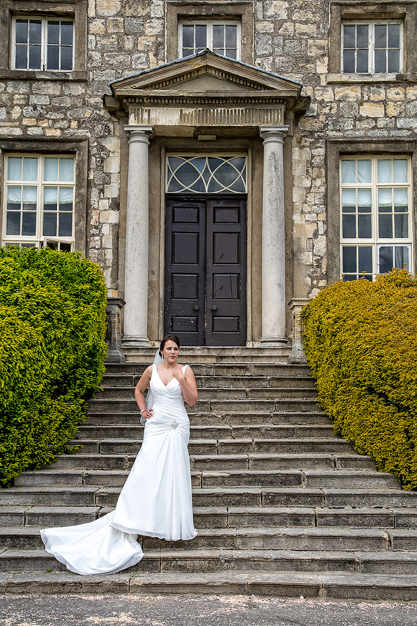 Hazlewood Castle Weddings - Wedding Photography - 0017