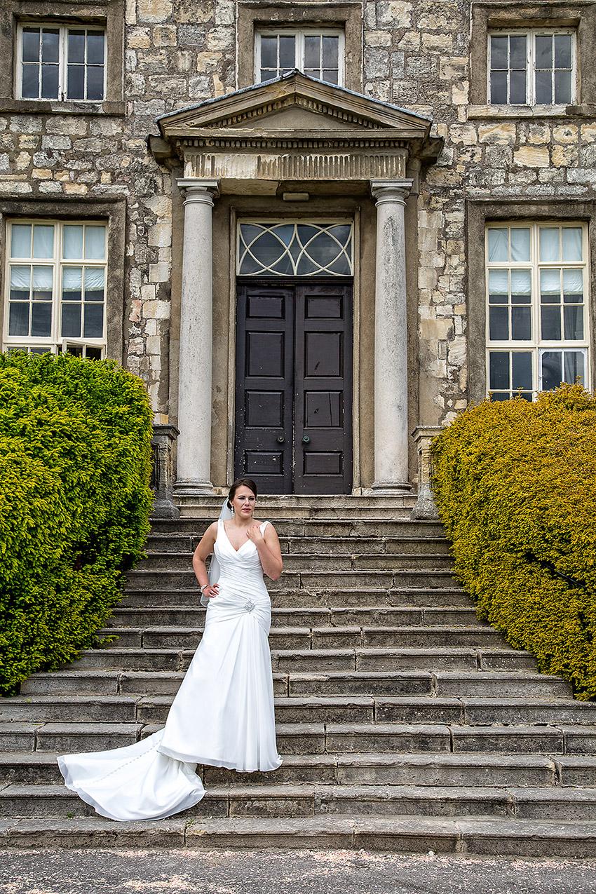 Hazlewood Castle Weddings - Wedding Photography - 0017