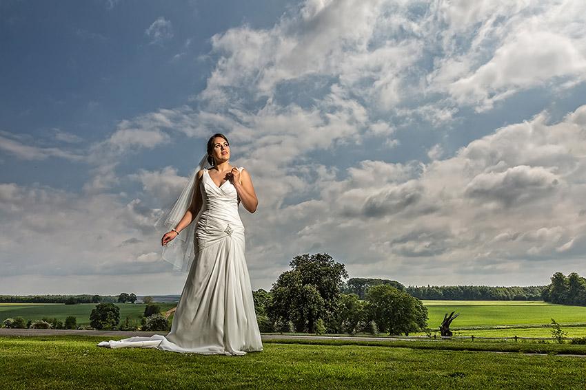 Hazlewood Castle Weddings - Wedding Photography - 0020